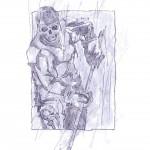 Zombie - Hockey