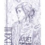 Juliet - inks
